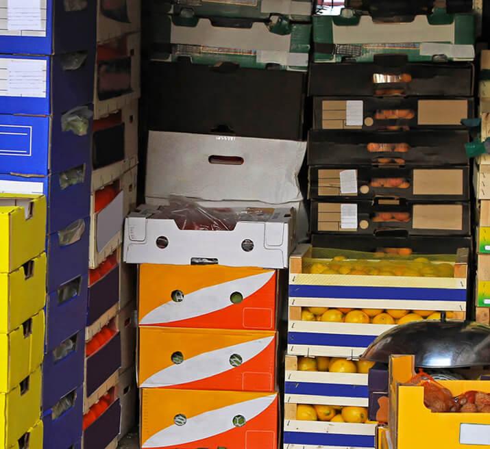 Strada Logistic ambient storage 1